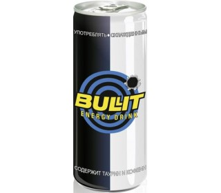 "Энергетический напиток ""Буллит"" 250мл"