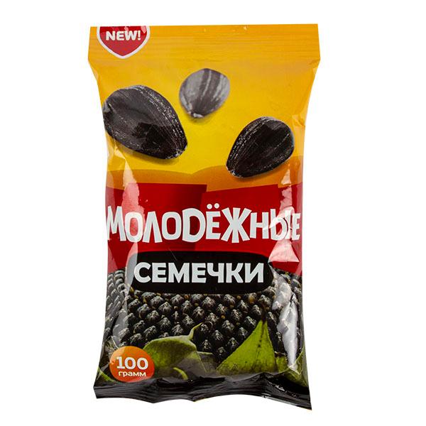 """Семечки """"Молодежные"""" 100гр."""