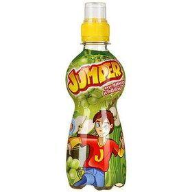 "Напиток ""Джампер"" Виноград-яблоко 0,33л"