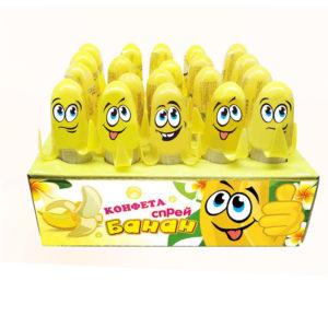 "Жидкая конфета ""Банана спрей"" 20мл"