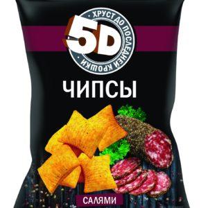 "Чипсы ""5 D"" Салями 90г"