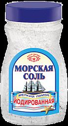 """Соль морская """"Магия Востока"""" мелкий помол 410г"""