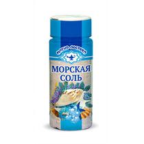 """Соль морская """"Магия Востока"""" мелкая 150г"""