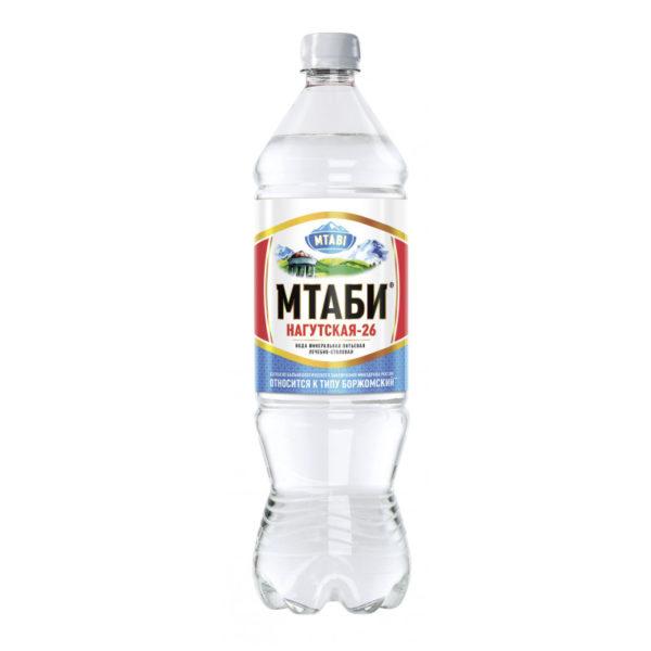 "Мин.вода ""Мтаби"" газ 1,25л"