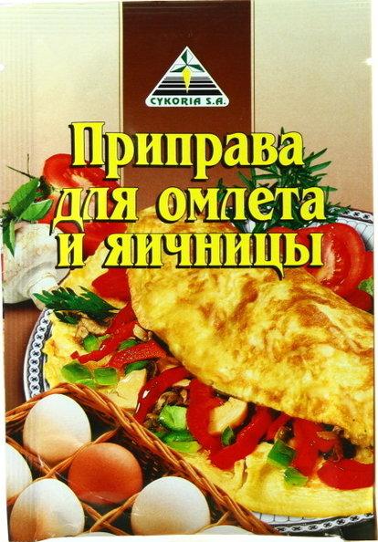Приправа для омлета и яичницы 25г Цикория