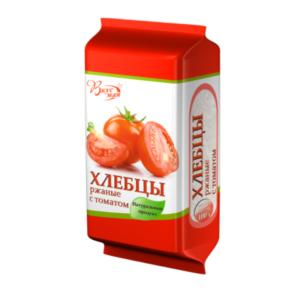 """Хлебцы """"Вкус мая"""" ржаные с томатом 100г"""