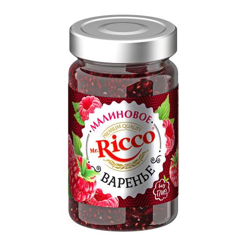 "Варенье ""М-р Рикко"" Малиновое 400г"