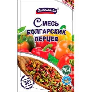 """Смесь болгарских перцев """"Spice Master"""" 50г"""