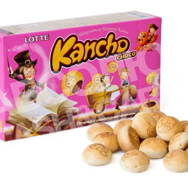 """Печенье """"Кранчо"""" с шокол.начинкой 42г"""