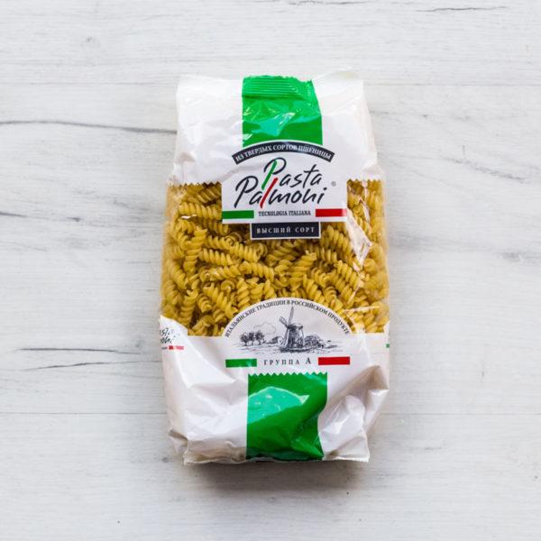 """Макаронные изделия """"Pasta Palmoni"""" спиральки 400г"""